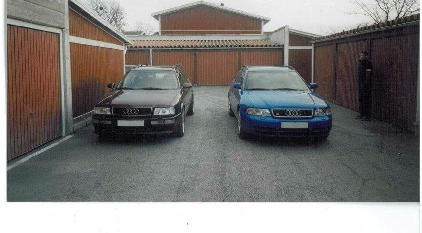 Main photo of Dan Backman's 1998 Audi S4