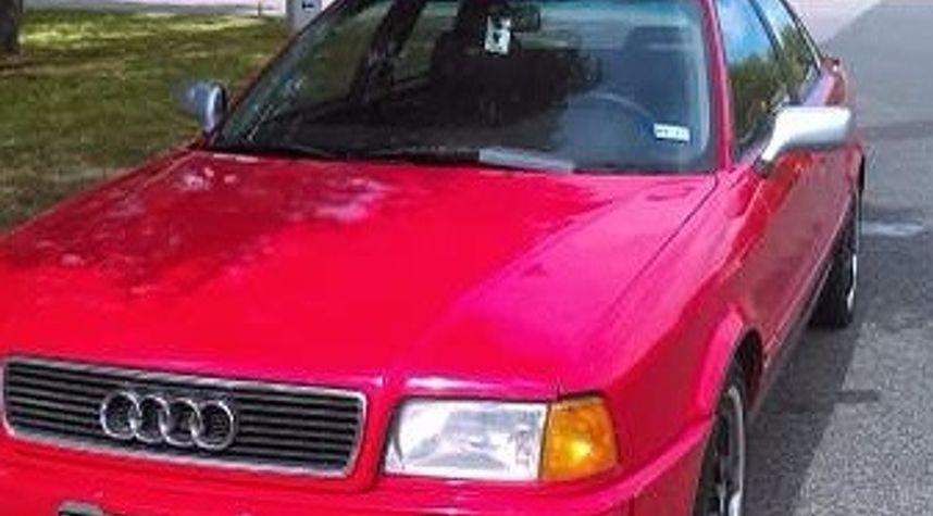 Main photo of Cole Holub's 1995 Audi 90