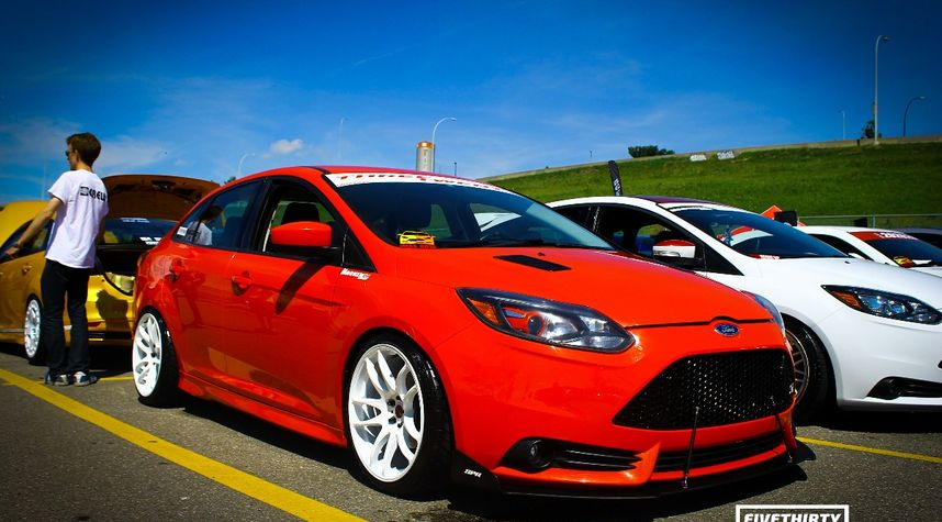 Main photo of Jose Barajas's 2012 Ford Focus