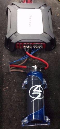 LIGHTNING AUDIO 1.5 Farad Digital Capacitor