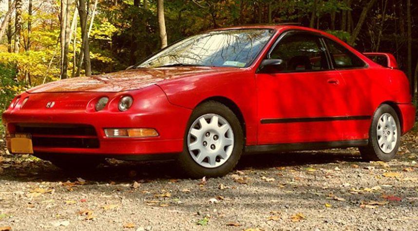 Main photo of John Nolan's 1995 Acura Integra