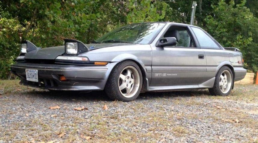Main photo of Clayton Ashby's 1989 Toyota Corolla