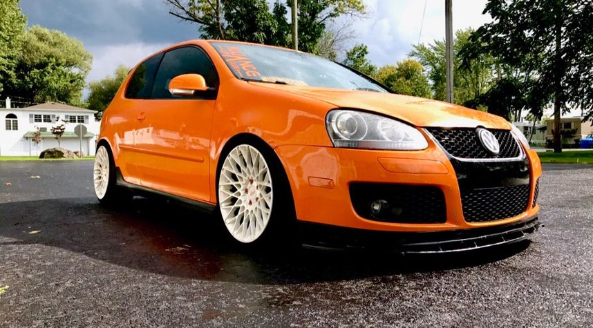 Main photo of Joshua Jones's 2007 Volkswagen GTI