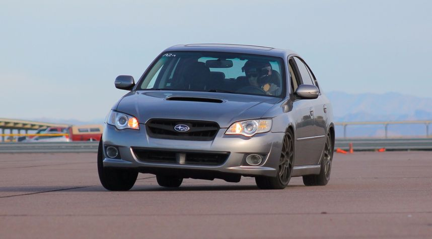 Main photo of Robert Heng's 2008 Subaru Legacy